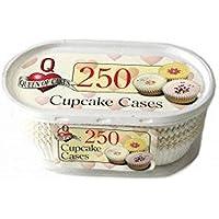 Pirottini per cupcake, 500/2pks di 250