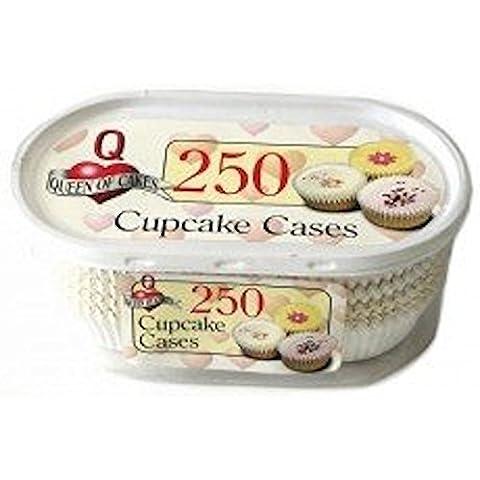 500Caissettes pour cupcakes/2pks de 250