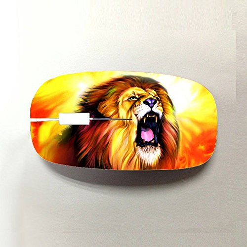The One Girl Plastic For Usb Wireless Mouse Printing Lion (Childrens Place Cord)