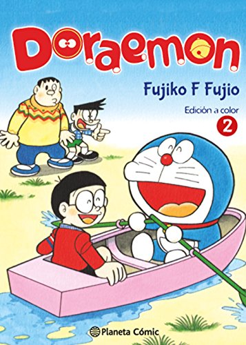 Doraemon Color nº 02/06 (Manga Kodomo)
