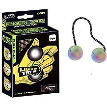 Kolylong® 2017 Jouets de sport relaxant Porte-mouchards Ensemble de rouleaux de commande de jeu Jouets de jouet anti-stress luminescent Finger
