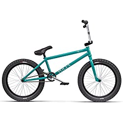 "wethepeople ""Volta"" 2016- Bicicleta, 53,34 cm, rueda de BMX, color turquesa"