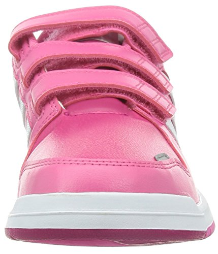 adidas  Lk Trainer 6 Cf K,  Mädchen Gymnastikschuhe rosa