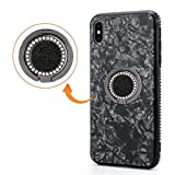 fitmore iPhone XS Max Case, [Cellphone Case ] [ Cellphone Case ] [ Back Shell ] Protective Bumper Case Cover Shell, Black