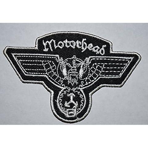 Motörhead HAMMERED Parche de tela, 12,5x 8,5cm
