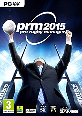 Pro Rugby Manager 2015 (PC CD) by 505 Games