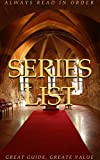 Series List: Philippa Gregory: Tudor Court Series: Cousins War Series: Order of Darkness: Earthly Joys