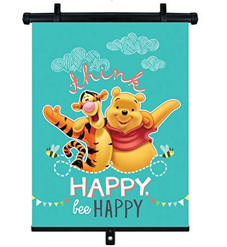 SEVEN POLSKA 9319 Disney Retractable Auto Shade Winne The Pooh, mehrfarbig, 250 g