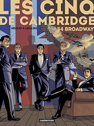 Les cinq de Cambridge, Tome 2 : 54 Broadway