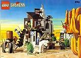 LEGO System Western 6761 Alte Goldmine - LEGO