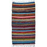 Derber patchworktapijt, 180 x 95 cm, tapijten en vloermatten