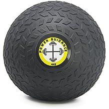Slam Ball Balón Medicinal Antideslizante Ideal para los ejercicios de Functional Fitness - 5kg
