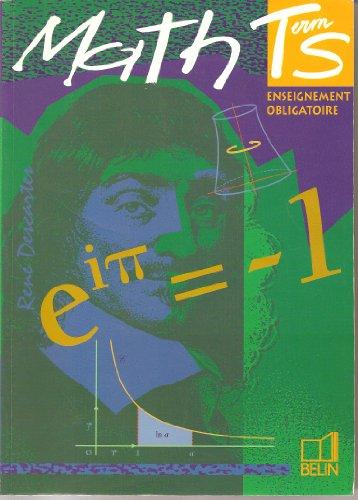 Mathématiques, terminale S. Livre du professeur