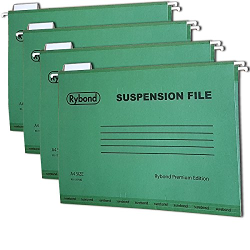 rybond-a4-suspension-file-25-pack-manilla-heavyweight-with-tabs-and-inserts-a4-green-for-filing-cabi