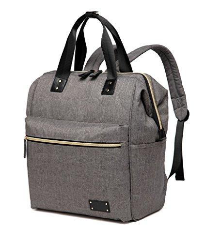 Preisvergleich Produktbild LCY Stilvolle Multifunktions-Rucksack Tote Baby Wickeltasche, mit Wickelunterlage