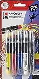 Marabu Creative Art Crayon Set 5/Pkg-Primary