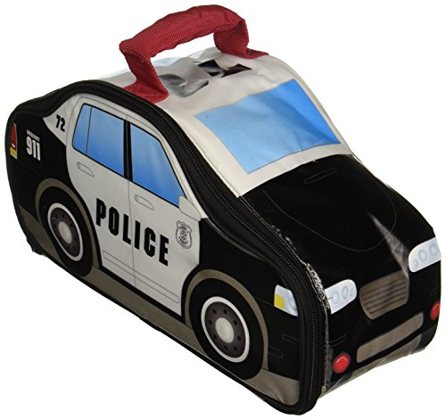Thermos Novelty Soft Lunch Kits Police Car