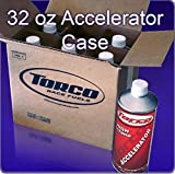 #9: Octane Booster Case of 6 Quarts Torco UL Accelerator