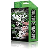 Marvin's Magic Mind-Blowing Magic 25 Incredible Card Tricks Set.Professional Magic made easy