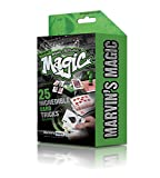 Marvin\'s Magic Mind-Blowing Magic 25 Incredible Card Tricks Set.Professional Magic made easy