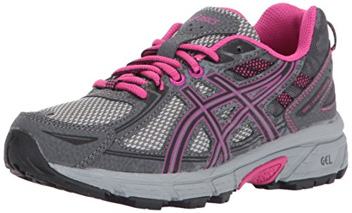 ASICS Unisex Kids Gel-Venture 6 GS Running Shoe