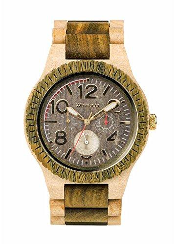 WEWOOD Kardo Army Beige - Reloj de hombre