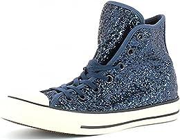 scarpe converse donna glitter
