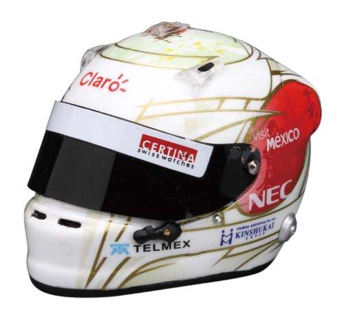 Sauber C31 Japan GP with 1/20 Helmet (Model Car)