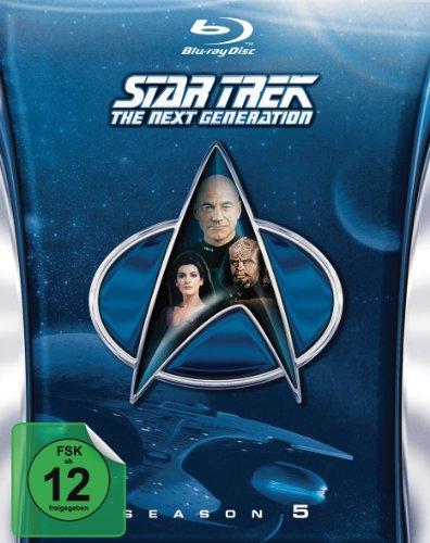 Star Trek - Next Generation/Season 5 [Blu-ray]