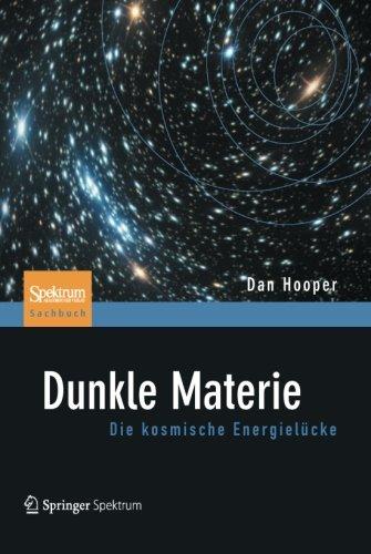Dunkle Materie: Die kosmische Energielücke