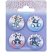 My Blue Nose Friends g73q0185Button Badge - Game Party Pin
