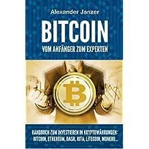 Bitcoin für Anfänger - Handbuch zum Investieren in Kryptowährungen