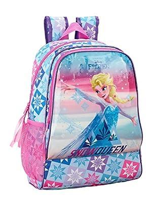 "Frozen ""Ice Magic"" Oficial Mochila Infantil, Adaptable a Carro Safta, 330x420x140 mm por Safta"