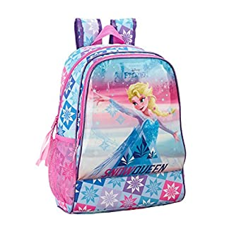 Frozen «Ice Magic» Oficial Mochila Infantil, Adaptable a Carro Safta, 330x420x140 mm