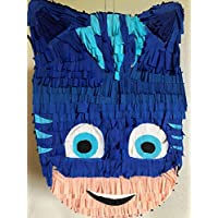 Pignatta gattoboy pj mask superpigiamini (pentolaccia, piñata), gioco della pignatta per feste di compleanno a tema. Tutto personalizzabile, pignatte fatte a mano.