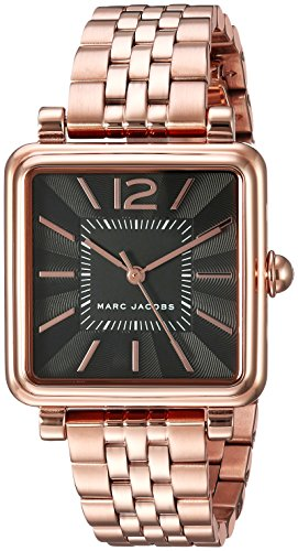 Marc Jacobs Vic Damen-Armbanduhr 30mm Armband Edelstahl Batterie Analog MJ3517