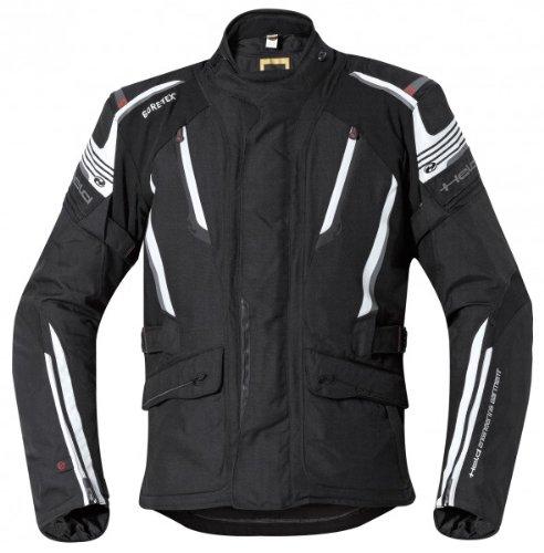 Held Caprino Tourenjacke GTX, Farbe schwarz-weiss, Größe 2XL