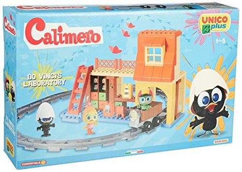 Androni Giocattoli 8829-0CAL - Laboratorio di Calimero Unicoplus