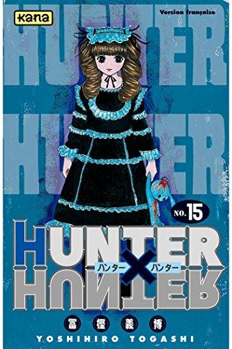 Hunter X Hunter - Tome 15 par Yoshihiro Togashi