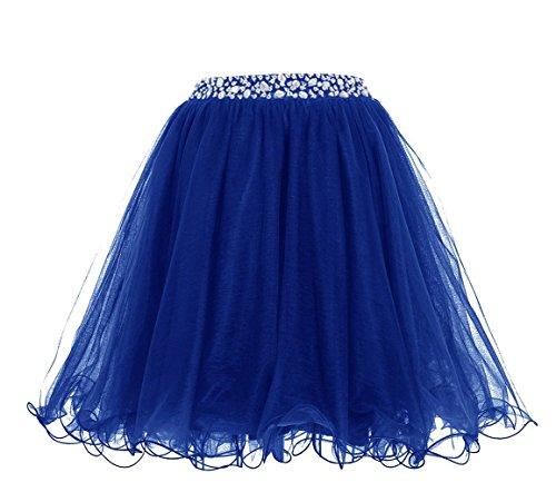 Yisonkeen Damen Kleid Gr. Mass angefertigt, Custom Color Short Skirt