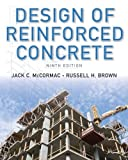 Design of Reinforced Concrete 9th by McCormac, Brown, Russell H. (2013) Hardcover