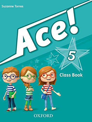 Ace 5 Class Book + Songs CD Pack