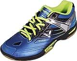 VICTOR SH-A920 Indoor Sportschuh / Badmintonschuh / Squashschuh / Hallenschuh, Blau, Größe 46