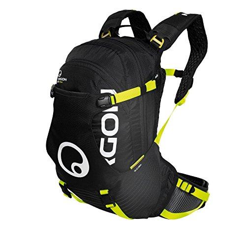 Ergon BA3 Evo Enduro Schwarz Neon Gelb Rucksack, 4500026, Größe S