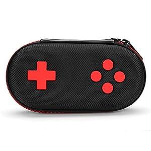 C-FUNN 8Bitdo Portable Hard Travel Aufbewahrungsbox Tragetasche Für 8Bitdo Classic Controller