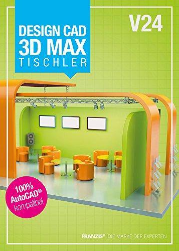 Design CAD 3D MAX V24 Tischler [PC Download]