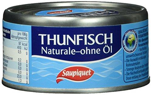 Saupiquet Thunfisch - stücke in Wasser, 185 g