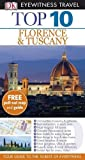 DK Eyewitness Travel : Top 10 : Tuscany by Reid Bramblett front cover
