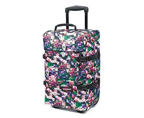 Eastpak Authentic Collection Tranverz S Double-Deck 2-Rollen Reisetasche 50 cm shuffled daisy
