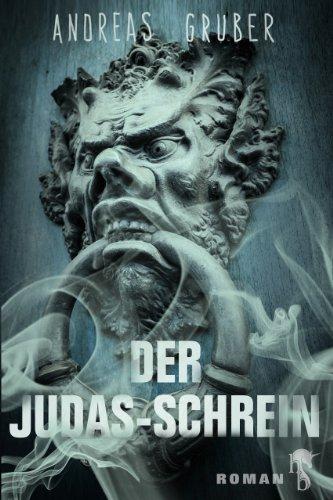 Buchseite und Rezensionen zu 'Der Judas-Schrein' von Andreas Gruber
